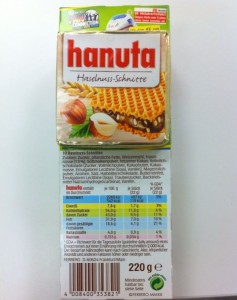 hanuta