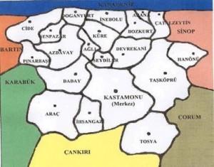 kastamonu-ili-haritası