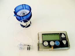 insülin pompası ekipmanları